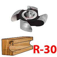 R-30 Фреза для изготовления галтелей