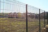 Секционный забор (3D панель) 1480х2500, фото 2