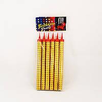 Свечи фейерверк №5 (18 см. 6 шт.)