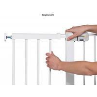 Safety 1st Дополнительная секция Easy close metal/deco на 28см белый 24304310