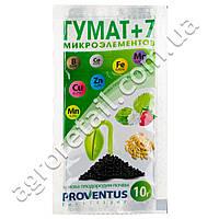 Proventus Гумат + 7 Микроэлементов 10 г