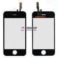 Сенсор (тачскрин) Apple iPhone 3GS черный