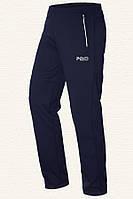 Мужские спортивные штаны синие размеры с 46 по 54