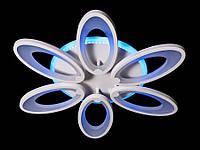Потолочні світильники. Светодиодная люстра Dh 1673/6WH LED