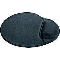 Коврик defender с гелевой подушкой черная лайкра 260х225х5мм (50905)