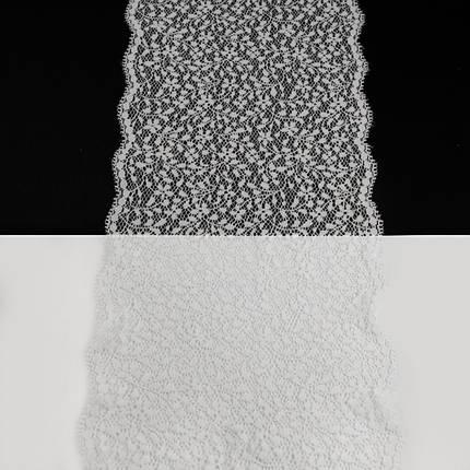 Кружево Италия арт. 28 белое, шир 17 см, фото 2