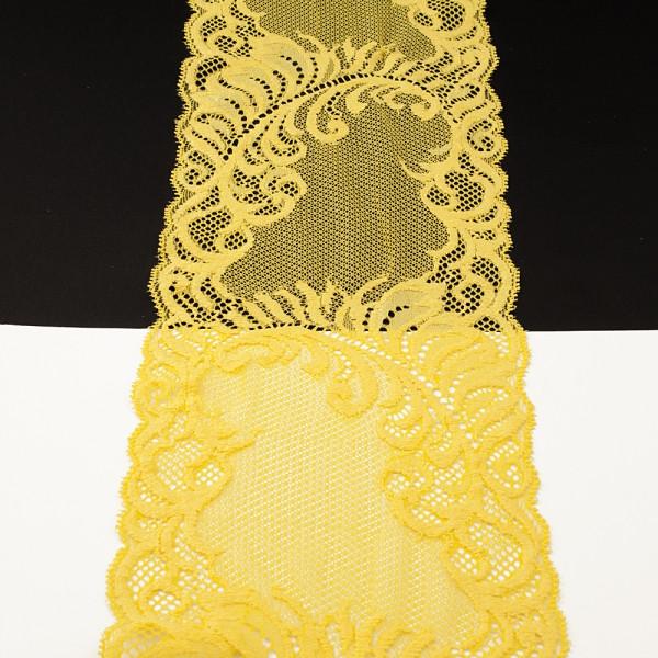 Кружево Италия арт. 48 желтое, шир 14 см