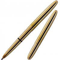 Ручка Fisher Space Pen Буллит Латунь | 400RAW, фото 1