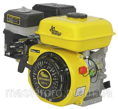Двигатель с редуктором Кентавр ДВЗ-200Б1Х, фото 2
