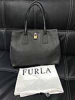 Темно-серая сумка Furla