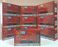 Цифровой DVB-T2 HD тюнер приемник ресивер Т2 Uclan T2 HD Internet IPTV YouTube