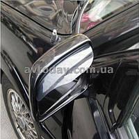 Козырек зеркала заднего вида прозрачный Renault Logan (30010)