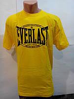 Футболка Everlast (желтый)
