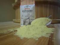 Мука кукурузная жерновая, ТМ Зелений Млин, 1 кг