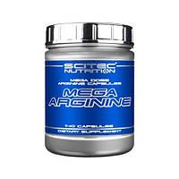 Аргинин Scitec Nutrition Mega Arginine, 140 капс.