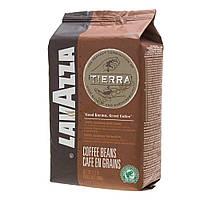 Кофе в зернах Lavazza Tierra 1 килограмм.Оптом
