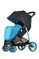 Коляска для детей SIROCCO  большие колеса WINTER