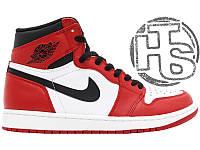 Женские кроссовки Air Jordan 1 Retro HI OG Chicago 555088-101