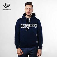 Мужская толстовка Red and Dog Head RednDog Navy