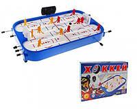 Настольная игра Хоккей 0014, настольный хоккей 0014