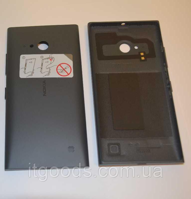 Задняя серая крышка для Nokia Lumia 730   735