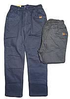Котоновые брюки на флисе  для мальчиков оптом, S&D,4-12 рр., Арт. XEE-049