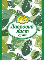 Лавровый лист сухой, Organic, ТМ Dr.Igel, 10 г