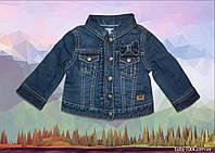 Джинсовая куртка Mayoral 68см