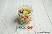 Баночка 140 грамм - Фруктовый микс ТМ Sweet Life