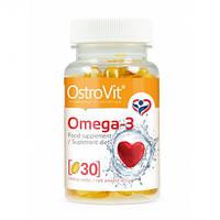 Омега 3 OstroVit Omega 3 (30 капсул.)