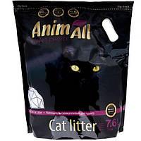 AniMall (АнимАлл) ПРЕМИУМ ФИОЛЕТОВЫЙ АМЕТИСТ 7.6л (3.3кг) - силикагелевый наполнитель для кошек