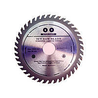 """Пила дисковая с твердосплавными напайками """"Inter Craft"""" ø 115x22,2x24T"""