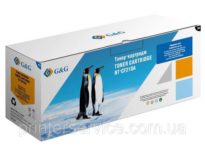 Картридж аналог HP CF210A Black для HP M276/ M251 (G&G NT-CF210A)