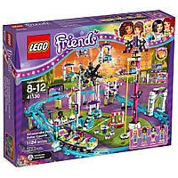 Конструктор LEGO Парк развлечений Американские горки Amusement Park Roller Coaster 41130