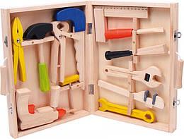 Игрушечный набор инструментов для мальчика Legler (7372)