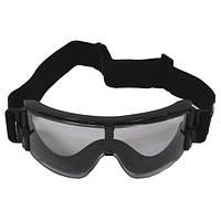 """Защитные очки с 2 сменными стёклами MFH """"Thunder"""" 25843"""