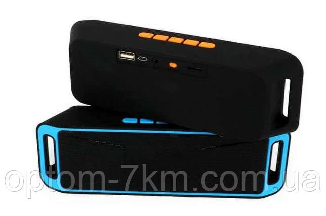 Портативная MP3 Bluetooth Колонка Акустика SPS SC-208 USB FM S