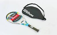 Ракетка для большого тенниса WILSON WRT316500-2,4 ENVY COMP RKT grip 2