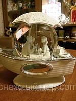 Музыкальный шар Корабль любви