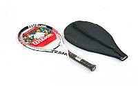 Ракетка для большого тенниса WILSON WRT328800-2,3 FEDERER TEAM grip 2
