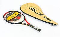 Ракетка для большого тенниса WILSON WRT530100 SIX ONE BLX 25