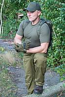 БЕЙСБОЛКА ТАКТИЧЕСКАЯ ОЛИВА с липучкой (TACTICAL CAP OLIVA)
