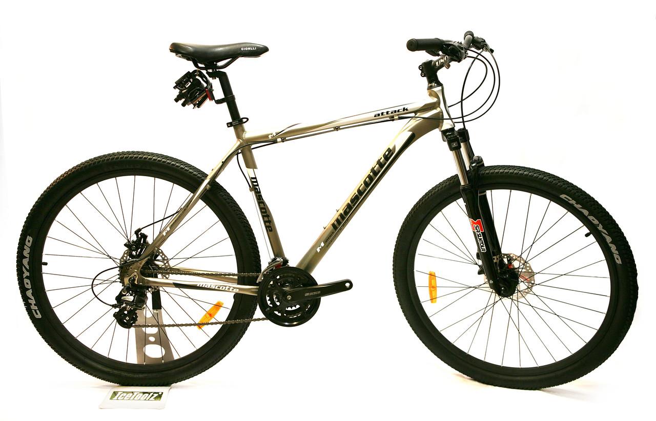 bfa42a2a0178 Велосипед горный Mascotte Attack 29