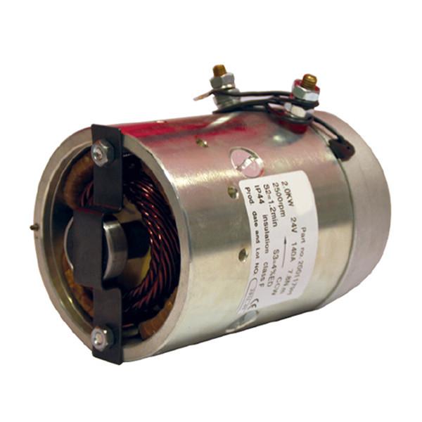 Электродвигатель BAR 2,0 kW 12V left