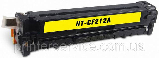 картридж G&G NT-CF212A (аналог HP CF212A)