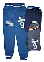 Спортивные брюки для мальчиков с начесом оптом,Taurus, 134-164 рр., арт. PL-330