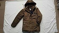Куртка зимняя на мальчика  (р.10/15 лет) купить оптом