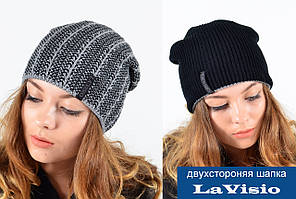 Двухстороняя шапка LaVisio (195).