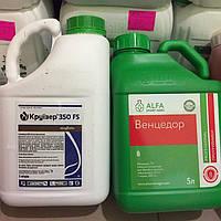 Венцедор эфективный 2-х компон. фунгицидный с.к. протравитель , 5 литров