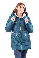 Женская зимняя куртка размеры 42-56 SV Айсберг